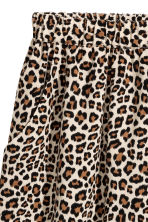 Short shorts - Leopard print - Ladies | H&M 3